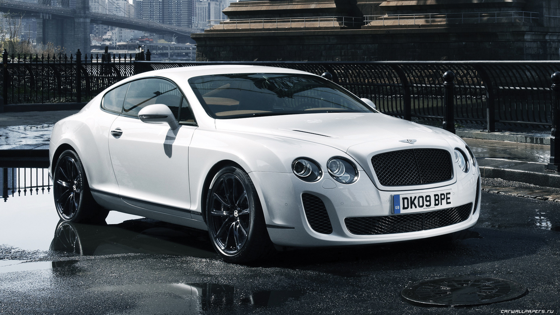 Bentley Continental Supersports Rpm Consultants